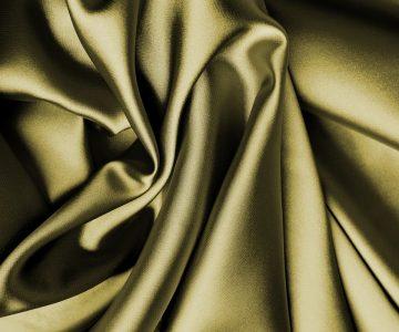 A sustentabilidade da indústria da seda.